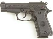 Beretta M85-8MM Blank Firing Gun Replica -Black