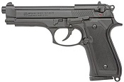 Beretta M92F-8MM Blank Firing Gun Replica-Black
