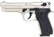 Beretta V92F 9MM PA Blank Firing Gun - Satin