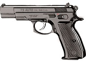 Kimar M-75 8MM Semi-Auto Blank Firing Gun - Black Finish
