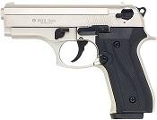 Cougar 9MM PA Blank Firing Gun - Satin