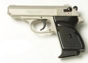 V-PPK 9 MMPA Blank Firing Gun - Satin