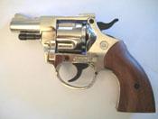 380 Olympic 6 Nickel Blank Firing Guns