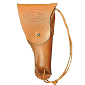 45 Cal. US Army Automatic Holster-Brown