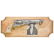 Wild Bill Hickok Framed Collection Set Deluxe