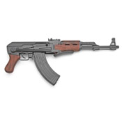 AK-47 Assault Rifle Replica, Folding Stock