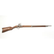 French Model 1807 Non Firing Flintlock Rifle Gray