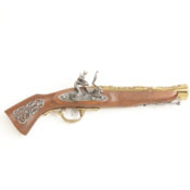 Austrian Blunderbuss Replica Antique Brass