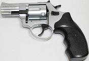 """Viper 2.5"""" Barrel 9MM/380 Blank Firing Gun-Nickel"""