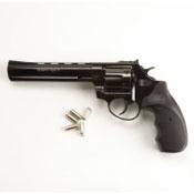 "Viper 6"" Barrel 9MM/380 Blank Firing Gun-Black"