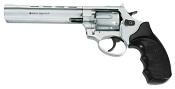 """Viper 6"""" Barrel 9mm Blank Firing Gun-Nickel"""