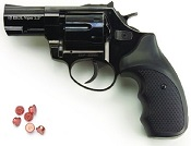 "Viper 2.5"" Barrel 6mm Blank Firing Gun-Black"