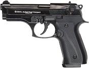 Fully Automatic Blank Gun Beretta V92F Jackal Compact 9MMPA Black
