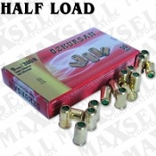 9MM/380 Revolver Half Load Blanks, 50 Pack