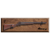 John Wayne Replica Shotgun Stagecoach Frame Set Dark Wood