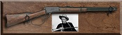 John Wayne Replica Loop Lever Rifle Frame Set Dark