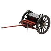 Civil War Miniature Limber