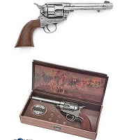 Western Cap Gun 1873 Army Fast Draw Gray Finish