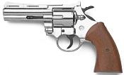 Colt Python 4 357 Magnum Nickel Blank Firing Gun