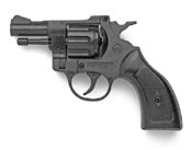 Olympic 6mm-blank firing gun-black