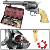 "John Wayne ""The Duke"" 1873 Peacemaker Cap Pistol Gray Finish"