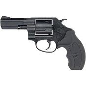 38 Detective 3 Inch Revolver 380/9MM Blank Gun-Black