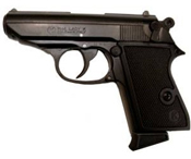 PPK Blank Firing Gun 8MM – Black