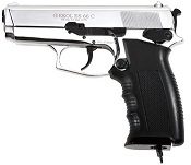 ARAS Compact BB Pistol-Chrome
