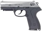 Beretta PX4 Storm 9MMPA Blank Firing Gun Nickel