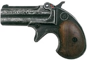 Blank Firing 6mm Derringer, Antique