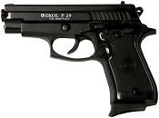 P229 REV2 9MMPA Blank firing gun- Matte Black