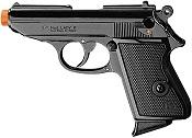 Front Firing PPK 9MMPA Blank Firing Gun- Black