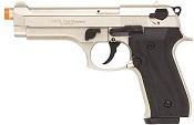 Front Firing V92F 9MMPA Blank Firing Gun Satin