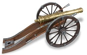 Louis XIV Cannon Large Replica