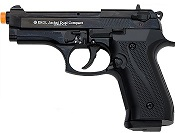 Front Firing 9MMPA Full Auto Jackal Compact Black