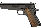 Kimar 1911 Blank Firing Gun 8mm Black, Checkered Grips