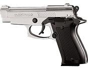 Kimar M85 8MM Semi-Auto Blank Firing Gun Nickel Finish