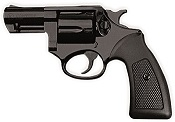Kimar Competitive 6MM Blank Firing Revolver - Black Finish