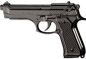 Kimar M92 8MM Semi-Auto Blank Firing Pistol - Black Finish