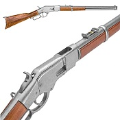 1866 Western Lever Action Replica Rifle