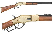Yellow Boy Western Lever Action 1866 Rifle