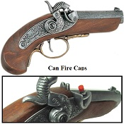 Philadelphia Derringer Cap Firing Replica