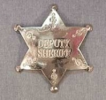 Deputy Sheriff Badge.