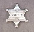 Deluxe Sheriff Badge.