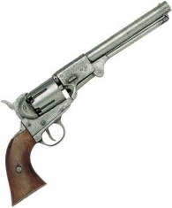 Civil War Confederate Revolver.