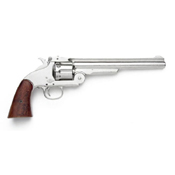 Model 1869 Schofield Single Action Pistol Nickel