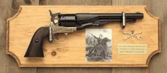 George Custer Framed Set