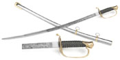 U.S  Foot Officer's Sword.