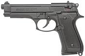 Beretta M92F-8MM Blank Firing Gun Replica-Black