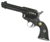 1873 Peacemaker 6MM Blank Gun- Black